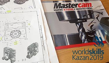 Card Mastercam Worldskills 2019 -1