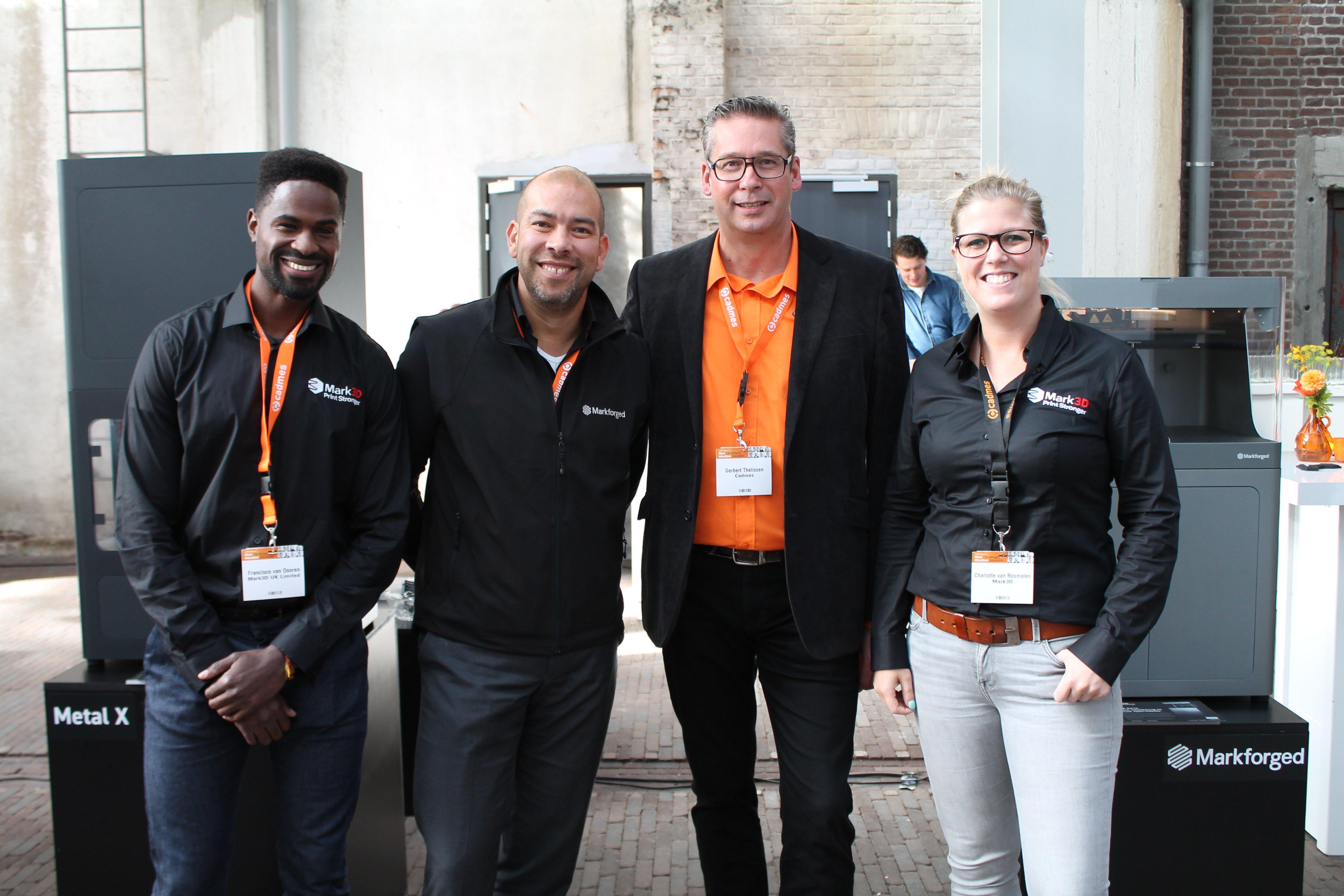 Mark3D Team Benelux