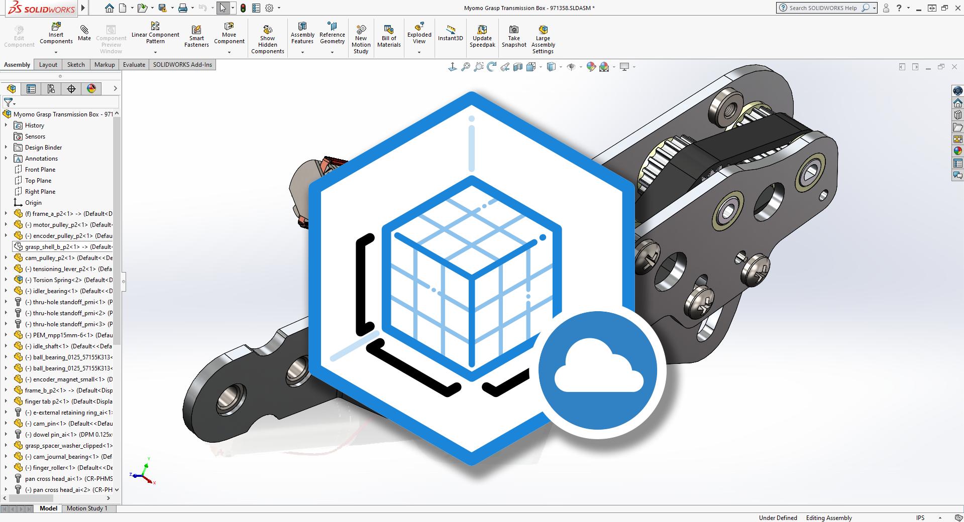 SmartCloud CAD-1