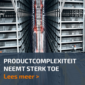 product complexiteit neemt toe